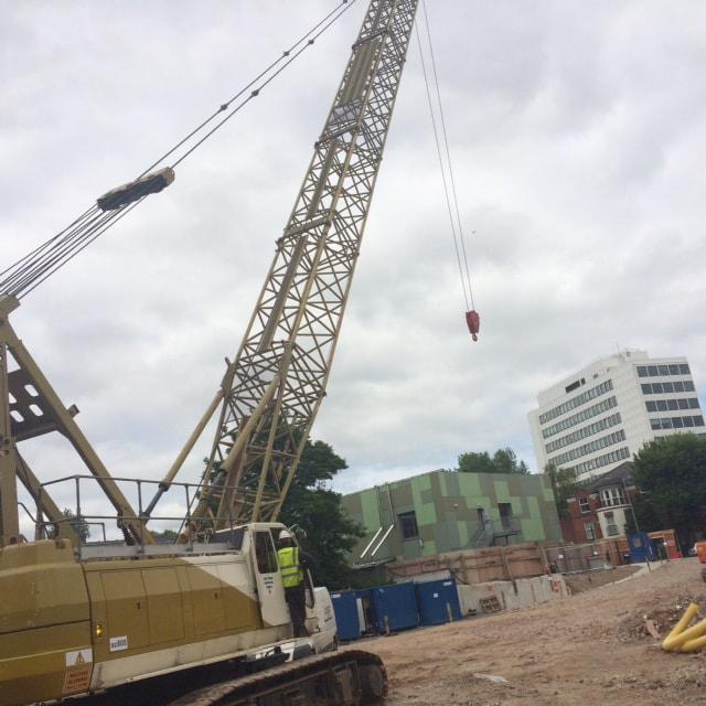 Crane Hire - NCLS Crane Hire | Training | Testing | Consultancy