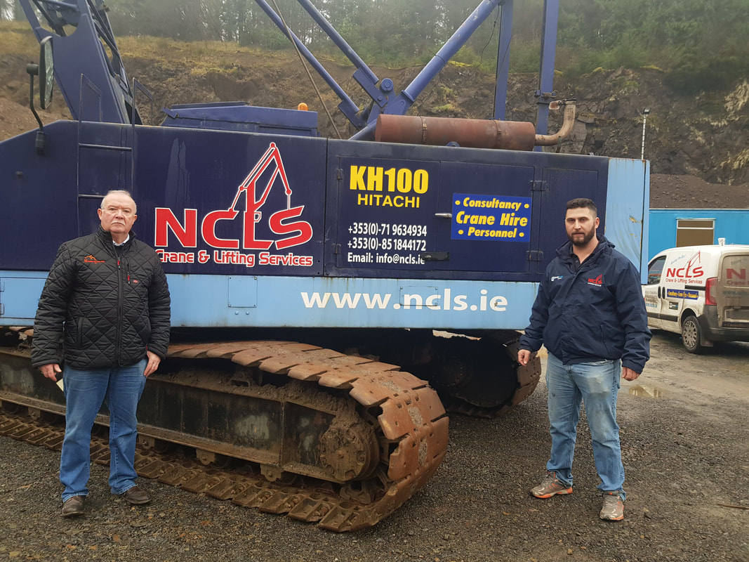 NCLS Crane Hire | Training | Testing | Consultancy - Welcome